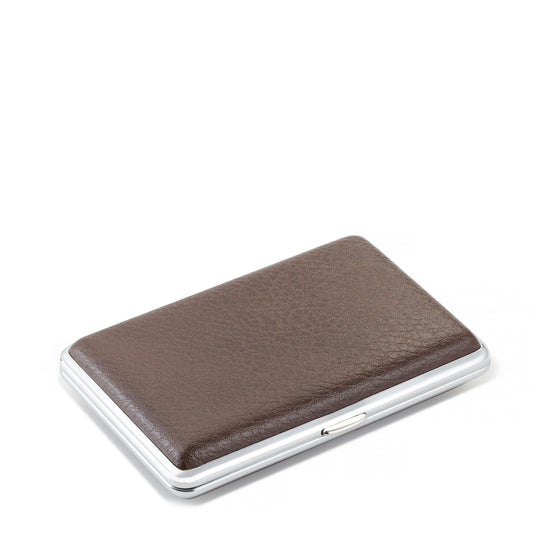 Brown Leather Cigarette Case