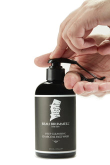 Deep Cleansing Charcoal Face Wash