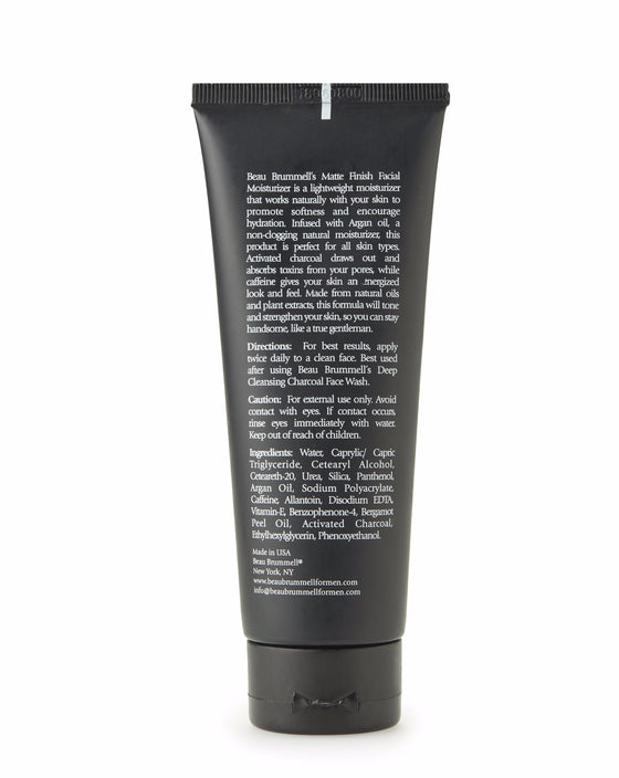 Matte Finish Facial Moisturizer