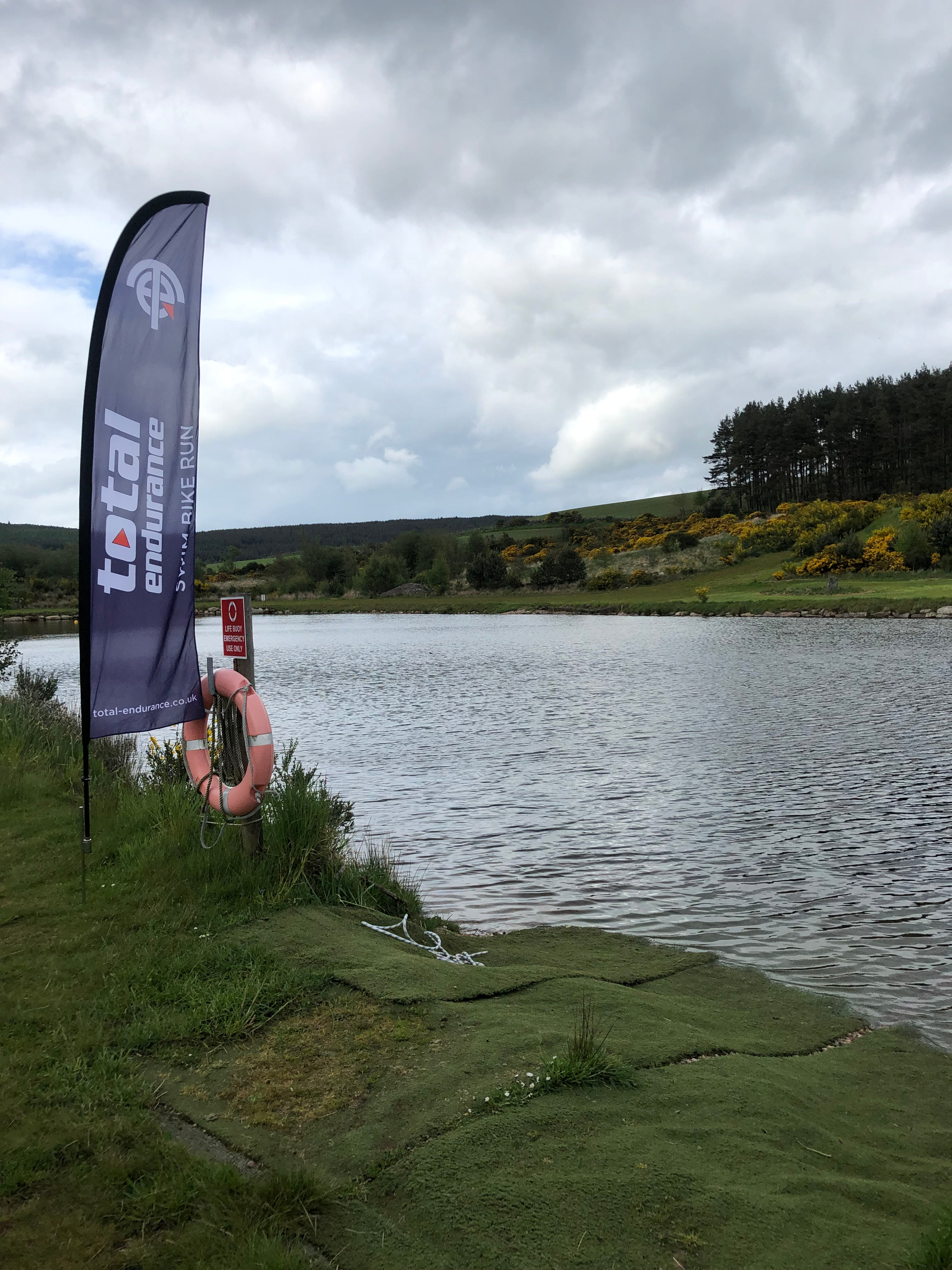 Total Endurance Open Water Swimming