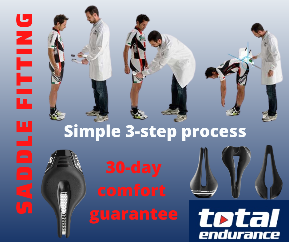 Selle Italia comfort guarantee best most comfortable Saddle fitting