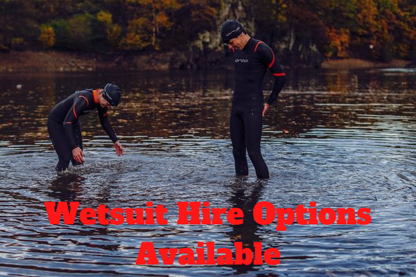 Swimming Wetsuit hire