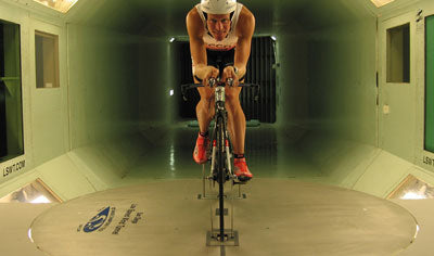 Argon 18 Bikes Wind Tunnel Testing