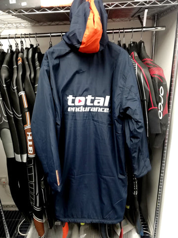 Total Endurance Custom Zone 3 Polar Fleece Parka Robe Jacket