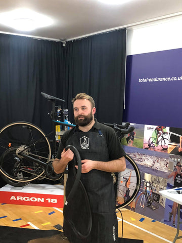 Online Bike Maintenance Class: Tubeless Tyres, setting up & why to go tubeless on 10/03/2021.