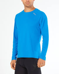 2XU X-Vent Long Sleeve T-shirt side