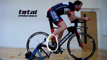 Total Endurance Bike Fitting Ankle tracking