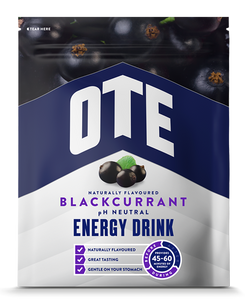 OTE Energy Drink Blackcurrant