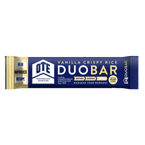 OTE Duo Energy Bar - Total Endurance Aberdeen