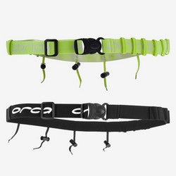 Orca Race Belt - Neon Yellow and Black