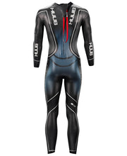 HUUB Brownlee Agilis Triathlon Wetsuit Back View