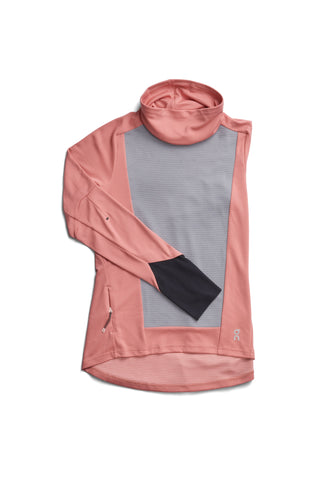 On Running Womans Weather Shirt (New Generation) - Total Endurance Ltd