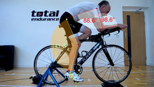 Total Endurance Bike fit in Aberdeen