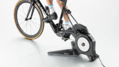 Tacx Flux S With Bike