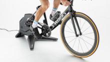Tacx Flux S With Bike Front