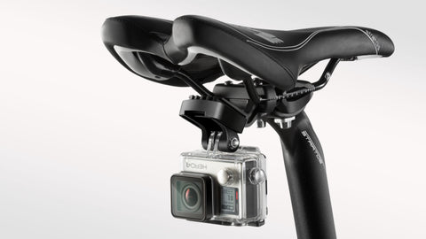 Tacx Go Pro Bike Mount - Total Endurance