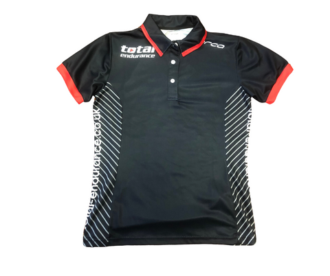 Total Endurance womans polo - Total Endurance