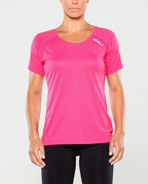 2XU X-Vent Womans Short Sleeve T-Shirt - Total Endurance