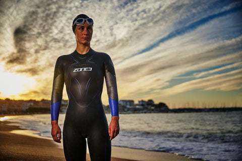 Zone 3 Womens Aspire Wetsuit - Total Endurance Ltd