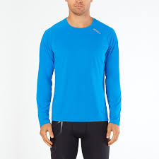 2XU X-Vent Mens Long Sleeve T-Shirt - Total Endurance Aberdeen