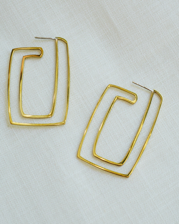 Rectangle Frame Hoop