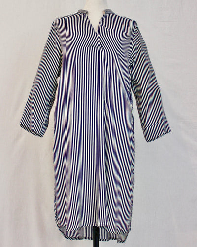 Haiku Dress Stripe