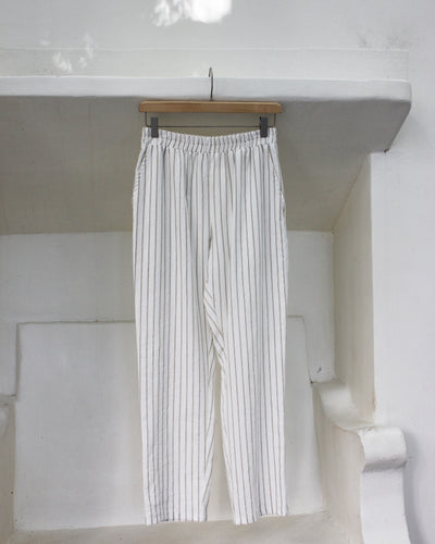 Park Trousers Stripe - Only 1 XSmall Left!