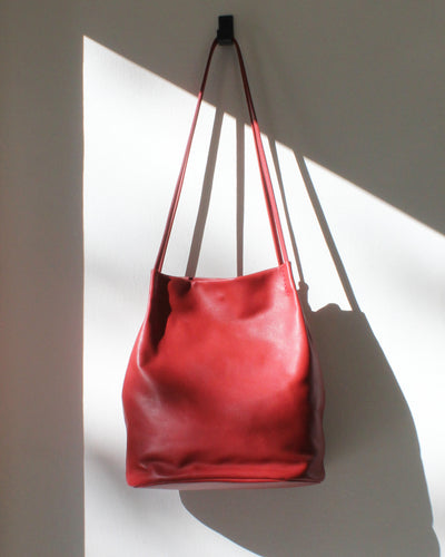 Bella Handbag Red