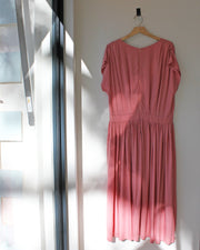 Honey Dress Dusty Rose - Only 1 Large Available!