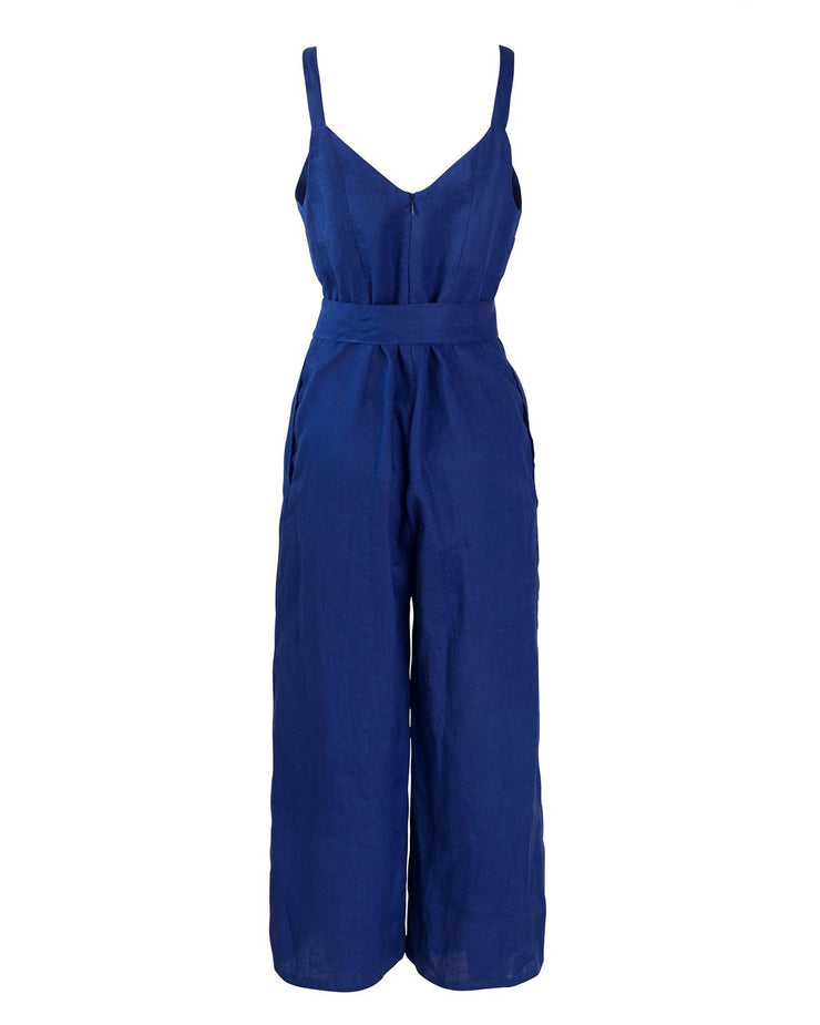 Buddy Jumpsuit Blue - Only 1 Medium Available!