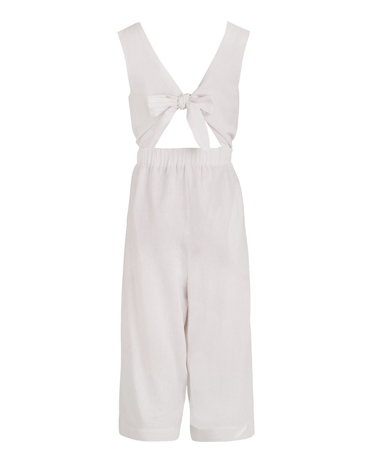 Tie Back Playsuit