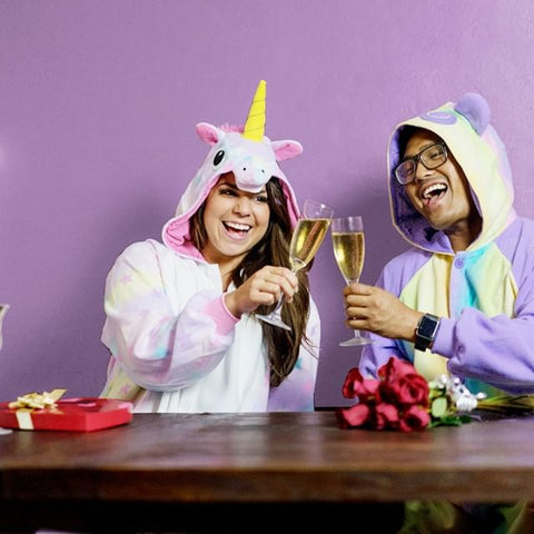 Are you ready to take over the universe? Try Dreamin's Star Unicorn Onesie