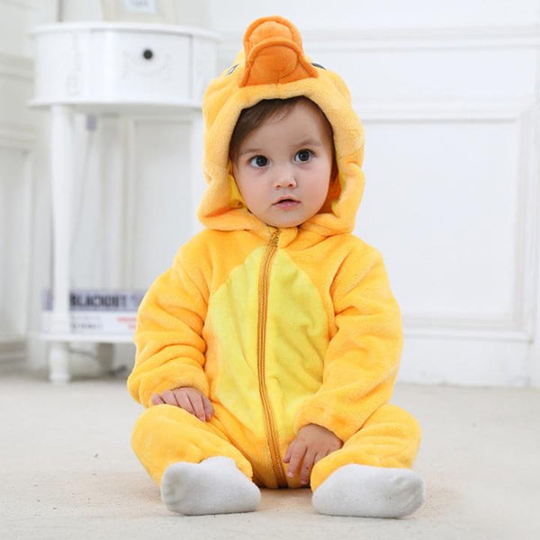 Baby Kigurumi's: Buying the Trendiest Infant Clothes