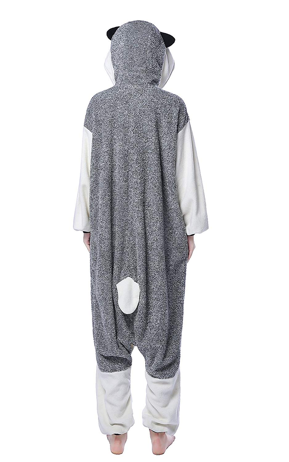 Hedgehog Onesie - Fleece-Kigurumi-Belife