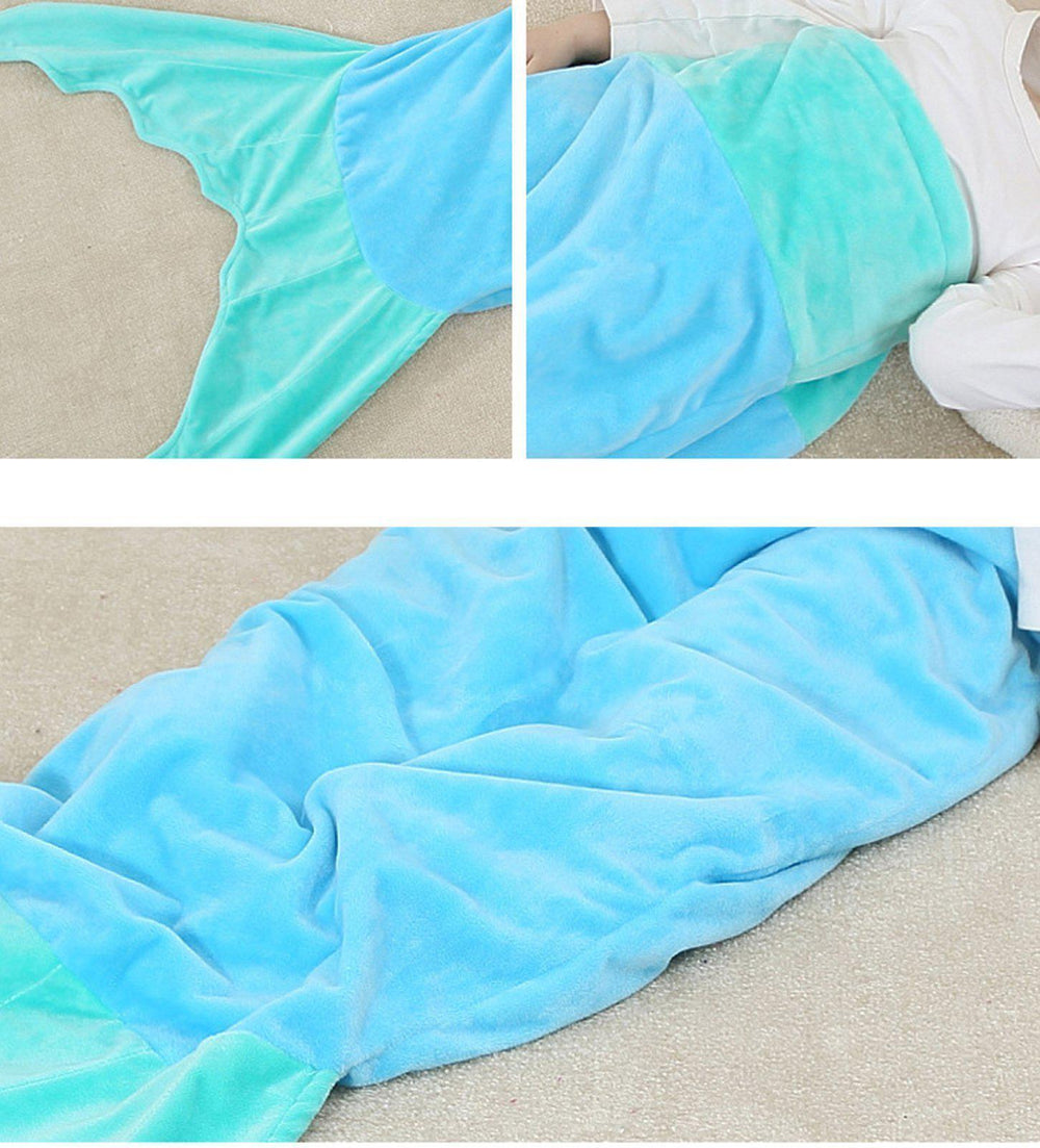 Mermaid Sleeping Bag-Sleeping Bag-Belife