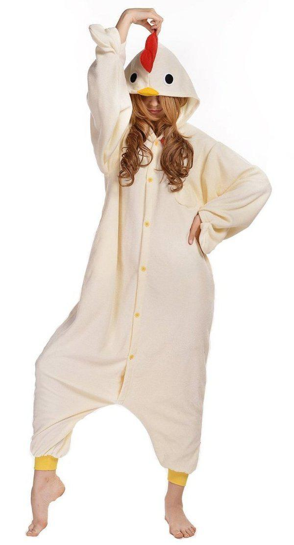 Chicken Kigurumi - Fleece-Kigurumi-Belife