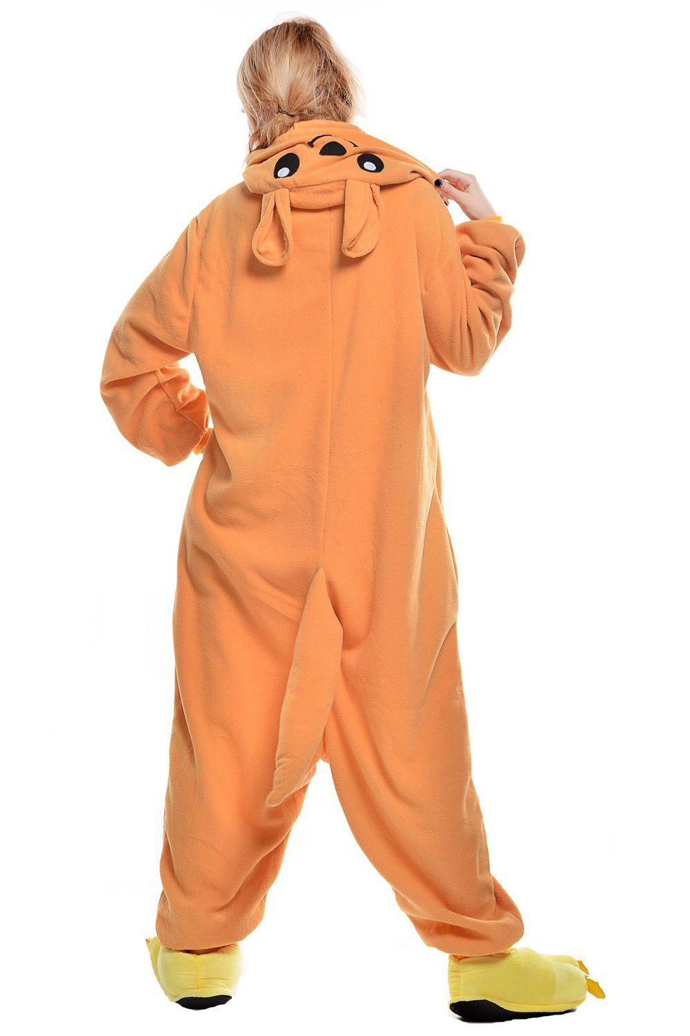Lion Onesie - Fleece-Kigurumi-Belife