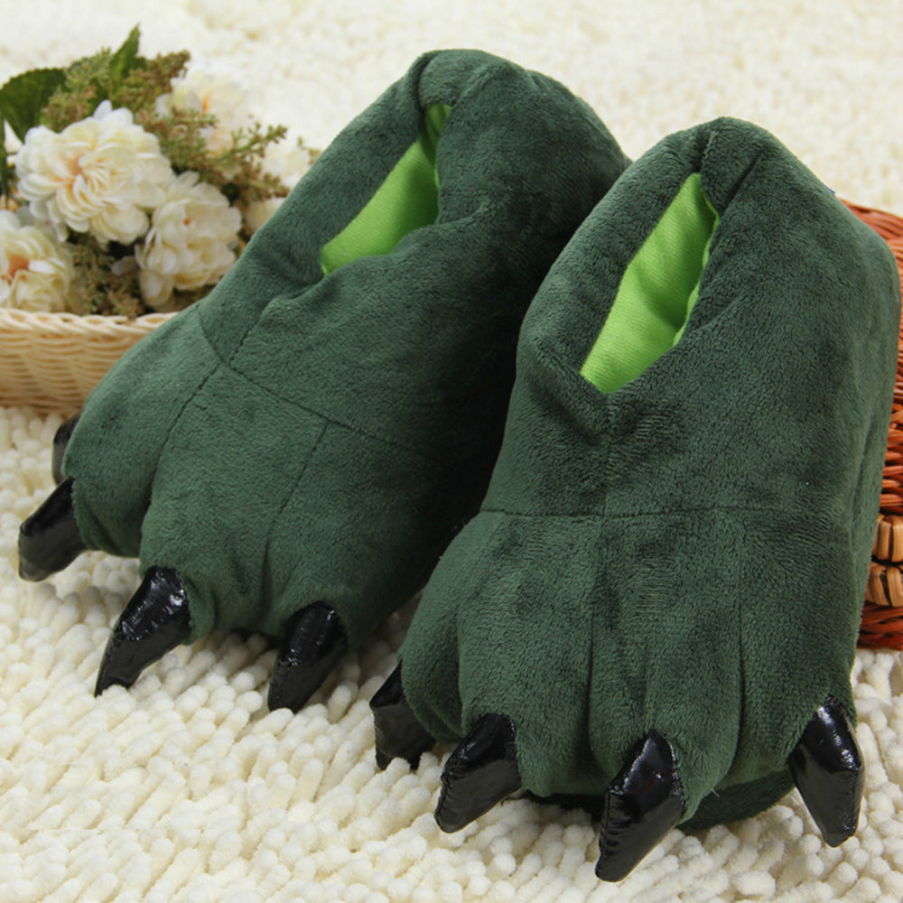 Dinosaur Slippers-Shoes-Belife