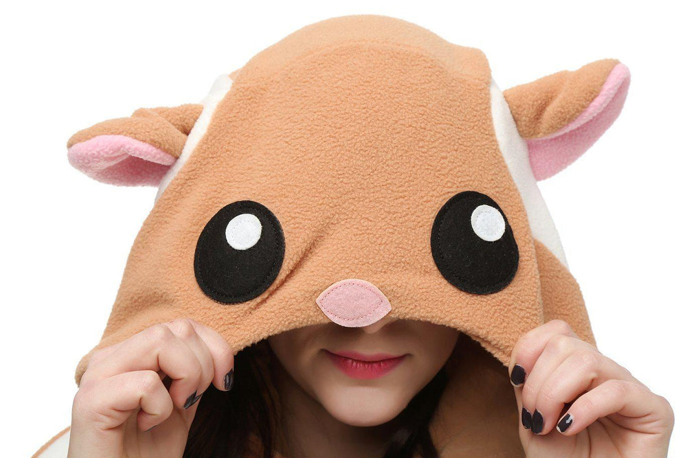 Flying Squirrel Onesie - Fleece-Kigurumi-Belife