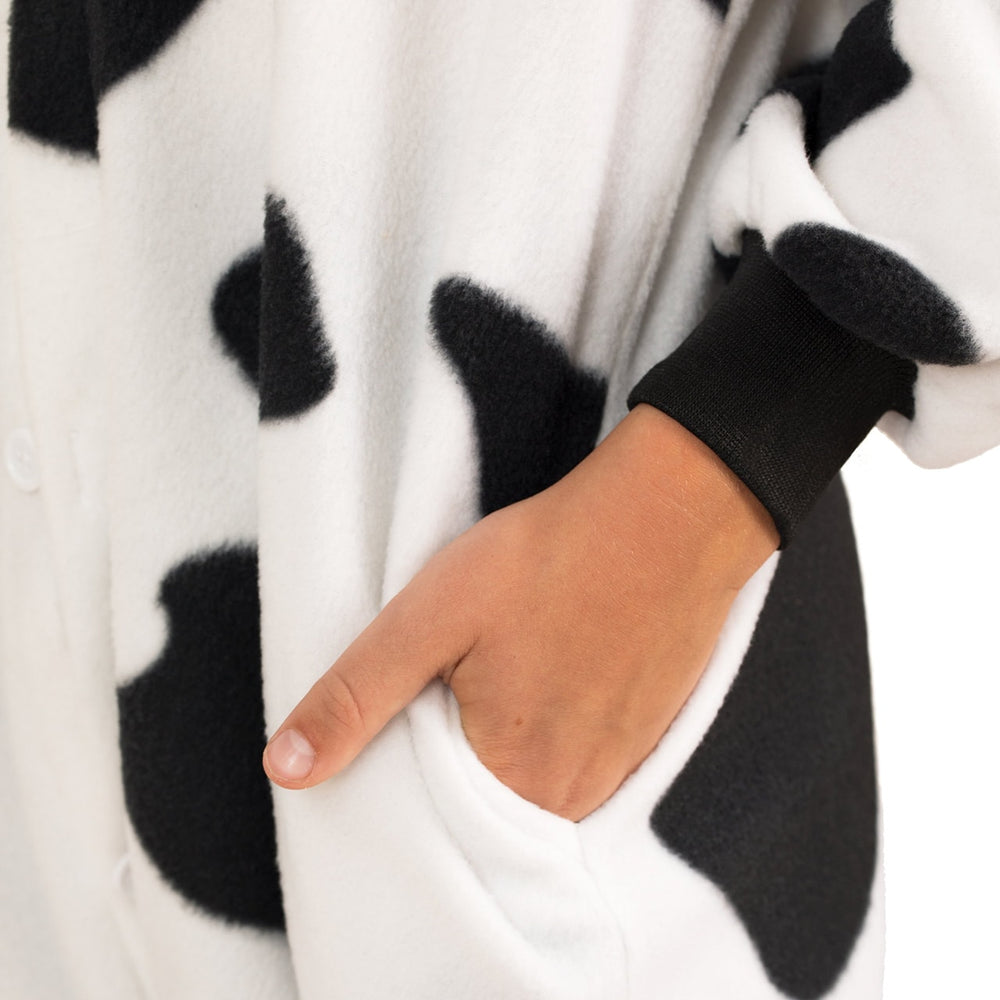 Cow Onesie - Fleece-Kigurumi-Belife