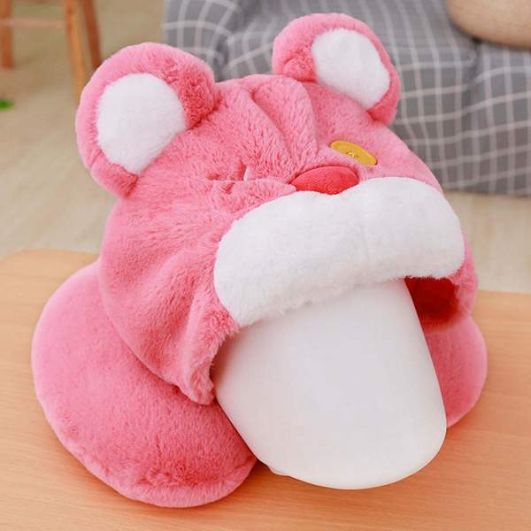 Bear Neck Pillow-Neck Pillows-Belife