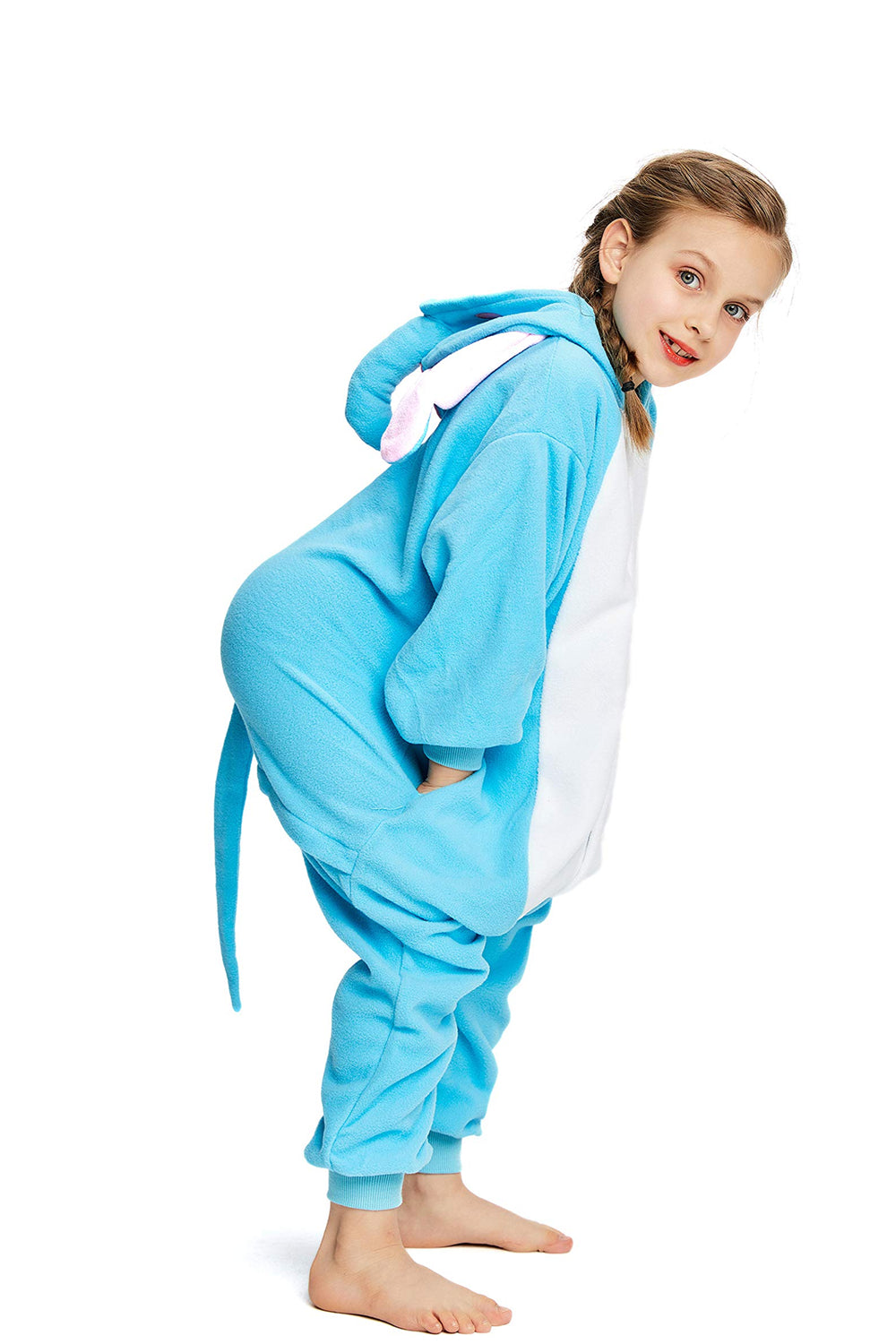 Elephant Onesie - Fleece-Kigurumi-Belife