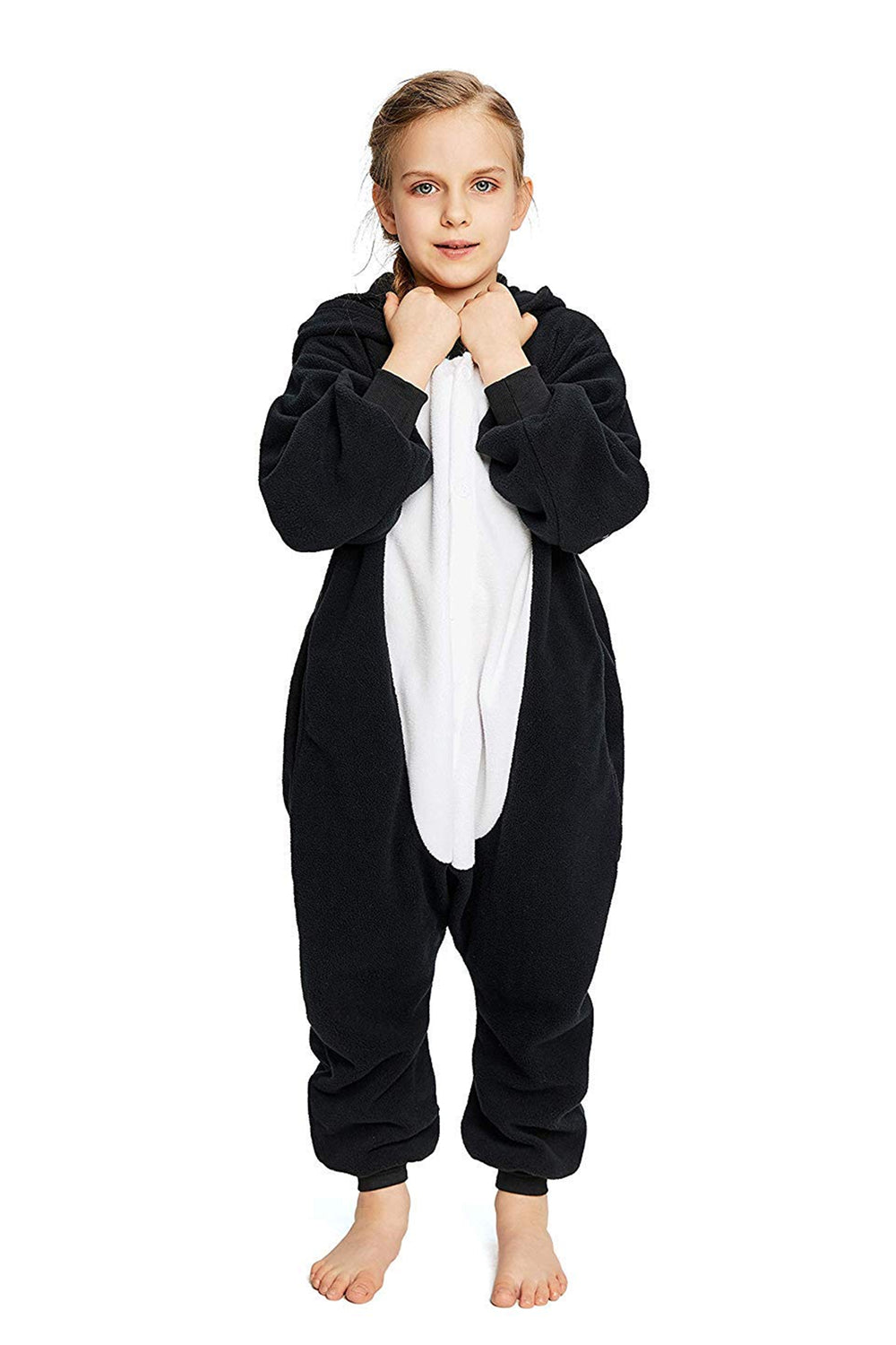 Penguin Onesie - Fleece-Kigurumi-Belife