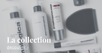 Dermalogica Collection Menu