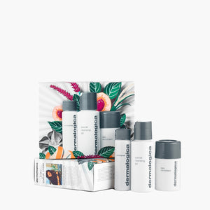 Coffret Noël Cleanse and Glow to go