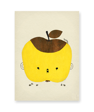 Apple Papple Poster