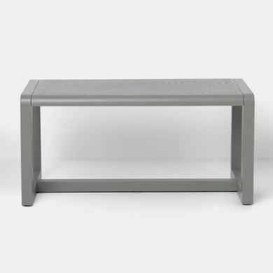 Ferm Living Children's Bench / Grey