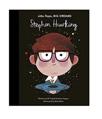 Stephen Hawking Little people big dreams