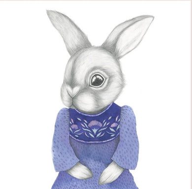 Cecilia the Bunny By Kajsa Wallin