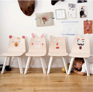 Oeuf set of two Rabbit Chairs
